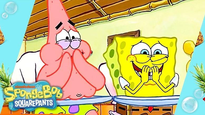 10 دلیل که باید باب اسفنجی دوستیش را با پاتریک متوقف کند