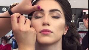 کلیپ آرایش تخصصی عروس + کانتورینگ صورت
