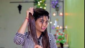 فیلم آموزش افزایش رشد مو با  روغن بادام