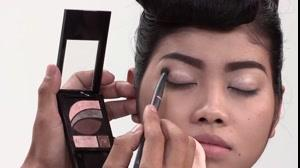فیلم آموزش آرایش کردن مناسب صورت آسیایی