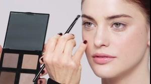 فیلم آموزش گریم ملایم صورت +  آرایش سبک هالیوودی