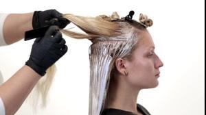 فیلم آموزش هایلایت  کردن مو به روش جدید