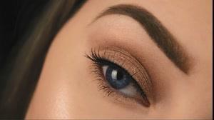 فیلم آموزش آرایش چشم با سایه اسموکی