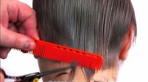کلیپ آموزش کوتاه کردن مو مدل اسپرت