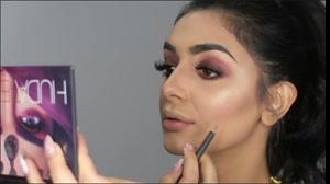 کلیپ آموزش آرایش عروس هندی + گریم شرقی عروس