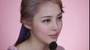 کلیپ آموزش آرایش زیبا دخترانه  به سبک کره ای