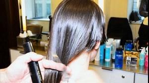 فیلم آموزش گام به گام کوتاه کردن مو مدل کپ
