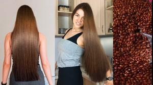 فیلم آموزش تهیه  ماسک مو دانه کتان برای تقویت مو