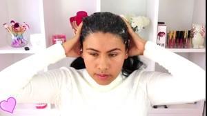 کلیپ کراتینه مو با آلوئه ورا  و زنجبیل + آموزش تقویت مو