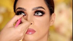فیلم آموزش کامل آرایش عروس  مدل اینستاگرام