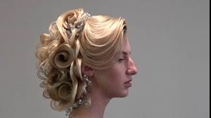 کلیپ جدیدترین مدل های  شینیون مو + رنگ مو