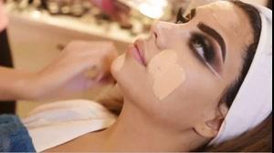 فیلم آموزشی آرایش دخترانه مجلسی