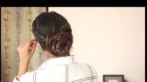 فیلم آموزش چند مدل جالب بستن مو در منزل