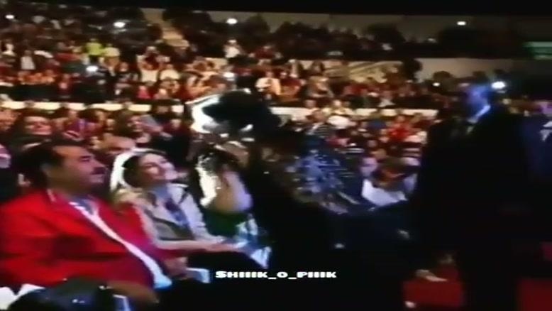 حضور ابراهیم تاتلیس در کنسرت سیبیل