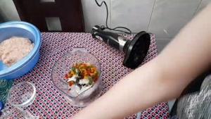 طرز تهیه  کباب تابه ای دورنگ