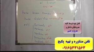 آموزش 504 لغت پر کاربرد اسپانیایی -آموزش مکالمه اسپانیایی