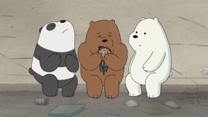 سه کله پوک ماجراجو 3 - We Bare Bears 2014