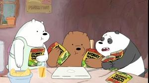 سه کله پوک ماجراجو 2 - We Bare Bears 2014