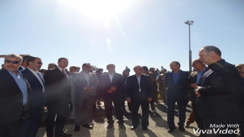 افتتاح باغ موزه بزرگان کُرد در کردستان