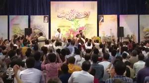 سرود السطان ابالحسن علي سيد مهدي ميرداماد ولادت امام رضا