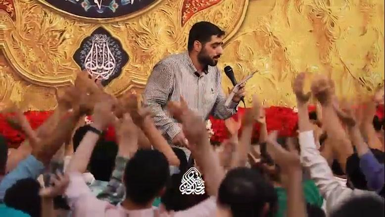 حاج سید مجید بنی فاطمه سرود ولادت امام رضا