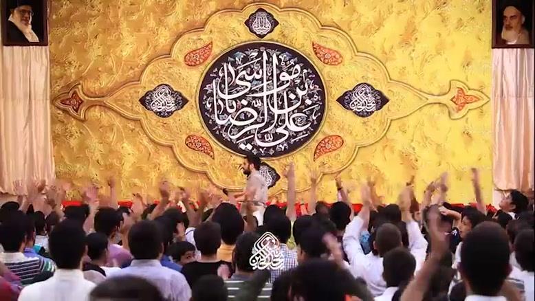 حاج سید مجید بنی فاطمه شور ولادت امام رضا
