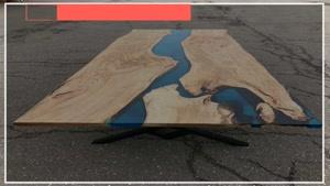 ساخت میز به صورت سه بعدی