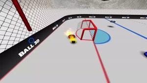 بازی Ball 3D: Racing Soccer & Sports