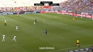 خلاصه بازی رئال مادرید - تاتنهام