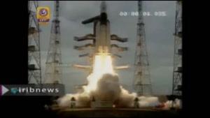 فضا پیما هند در کره ماه