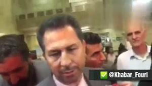 ختم دادگاه رسیدگی به پرونده محمد علی نجفی