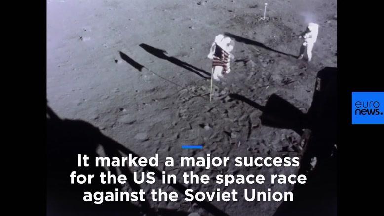نیم قرن پس از اولین فرود انسان بر کره ماه