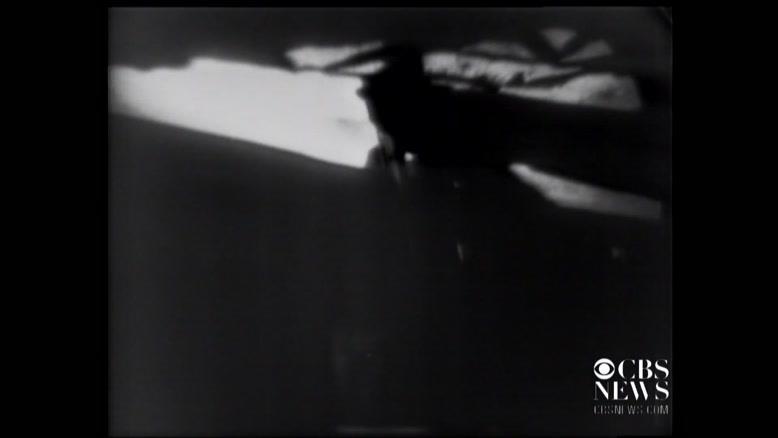 نیل آرمسترانگ اولین انسانی که قدم بر ماه گذاشت