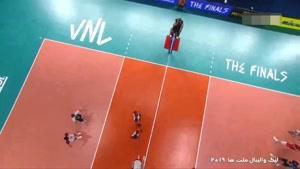 بازی کامل والیبال ایران - لهستان