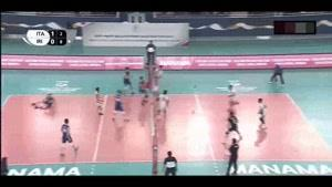 خلاصه والیبال ایران - ایتالیا (فینال زیر 21 سال جهان)