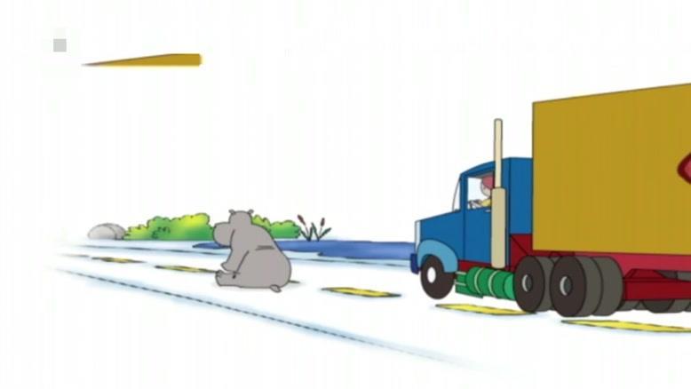 انیمیشن caillou قسمت پنجاه و شش