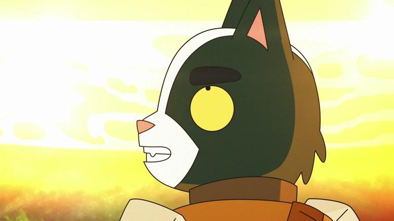 انیمیشن فضای نهایی  فصل 1 قسمت شش