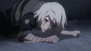 انیمیشن توکیو غول Tokyo Ghoul دوبله فارسی فصل 2 قسمت یازده
