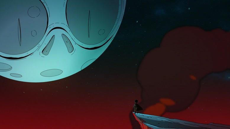 انیمیشن فضای نهایی  فصل ۱ قسمت هشت