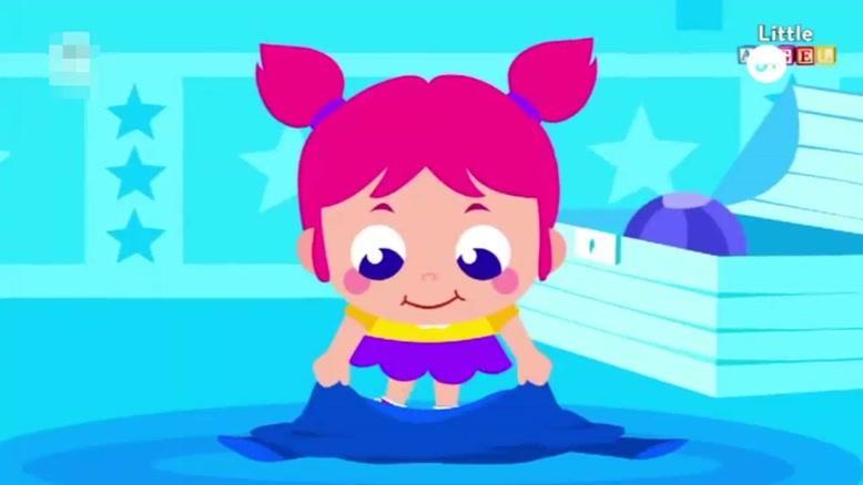 انیمیشن آموزش زبان انگلیسی Little Angel قسمت دو
