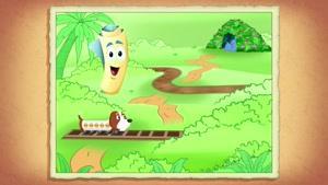 انیمیشن آموزش زبان انگلیسی دورا جستجوگر فصل 8 قسمت یک