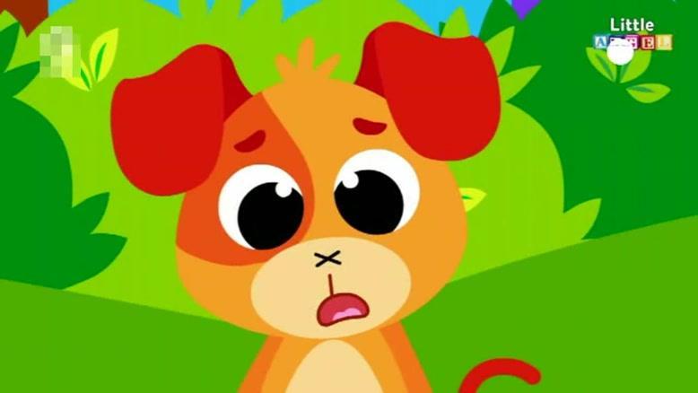انیمیشن آموزش زبان انگلیسی Little Angel قسمت سه