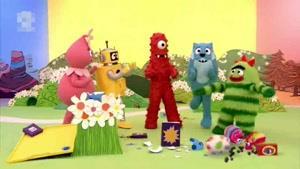 انیمیشن YO Gabba Gabba قسمت پنجاه