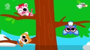انیمیشن آموزش زبان انگلیسی Little Angel قسمت شش