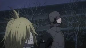 انیمیشن توکیو غول Tokyo Ghoul دوبله فارسی فصل 2 قسمت ده