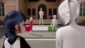 انیمیشن ماجراجویی در پاریس دوبله فارسی فصل 2 قسمت پنج