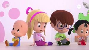 انیمیشن Cleo Cuquin قسمت هشت