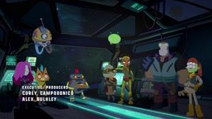 انیمیشن فضای نهایی  فصل ۲ قسمت پنج