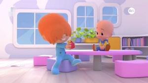انیمیشن Cleo Cuquin قسمت هفت