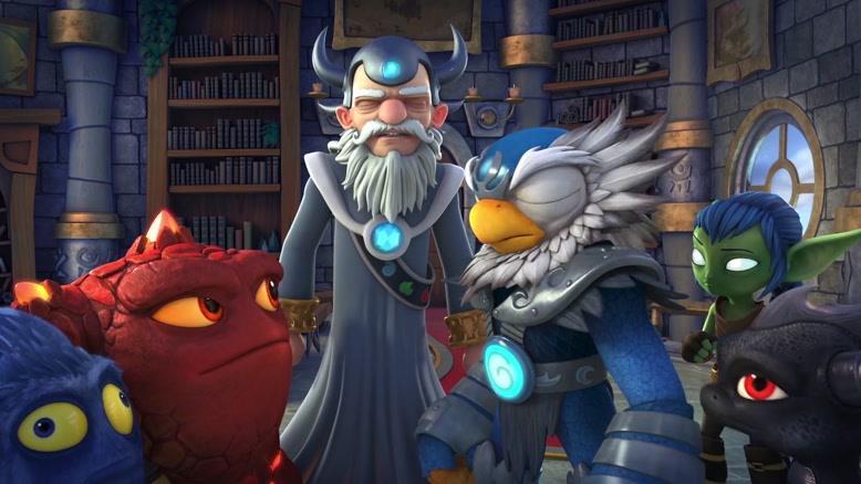 انیمیشن  اسکای لندرز دوبله فارسی فصل3  قسمت ده